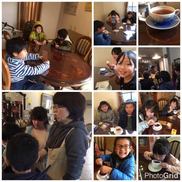 あすらん 12月26日 昭和焼飯店(職場体験)