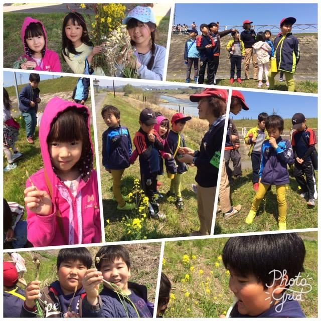 4月4日 自然について学ぶ!