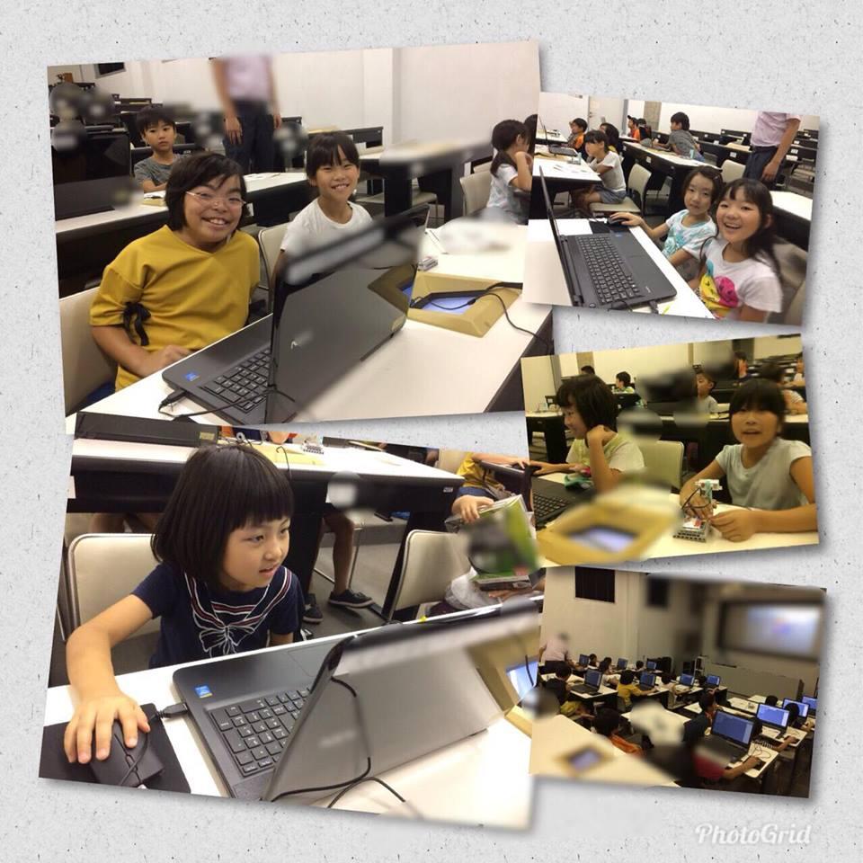 7月30日・31日 ロボットプログラミング!(あすらん)2