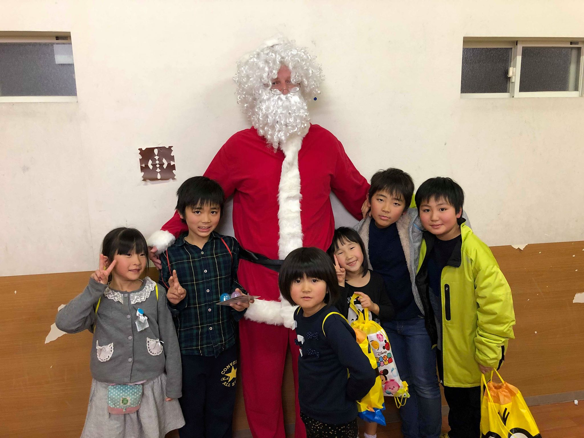 12月21日 終業式&クリスマス会♪(あすらん)1