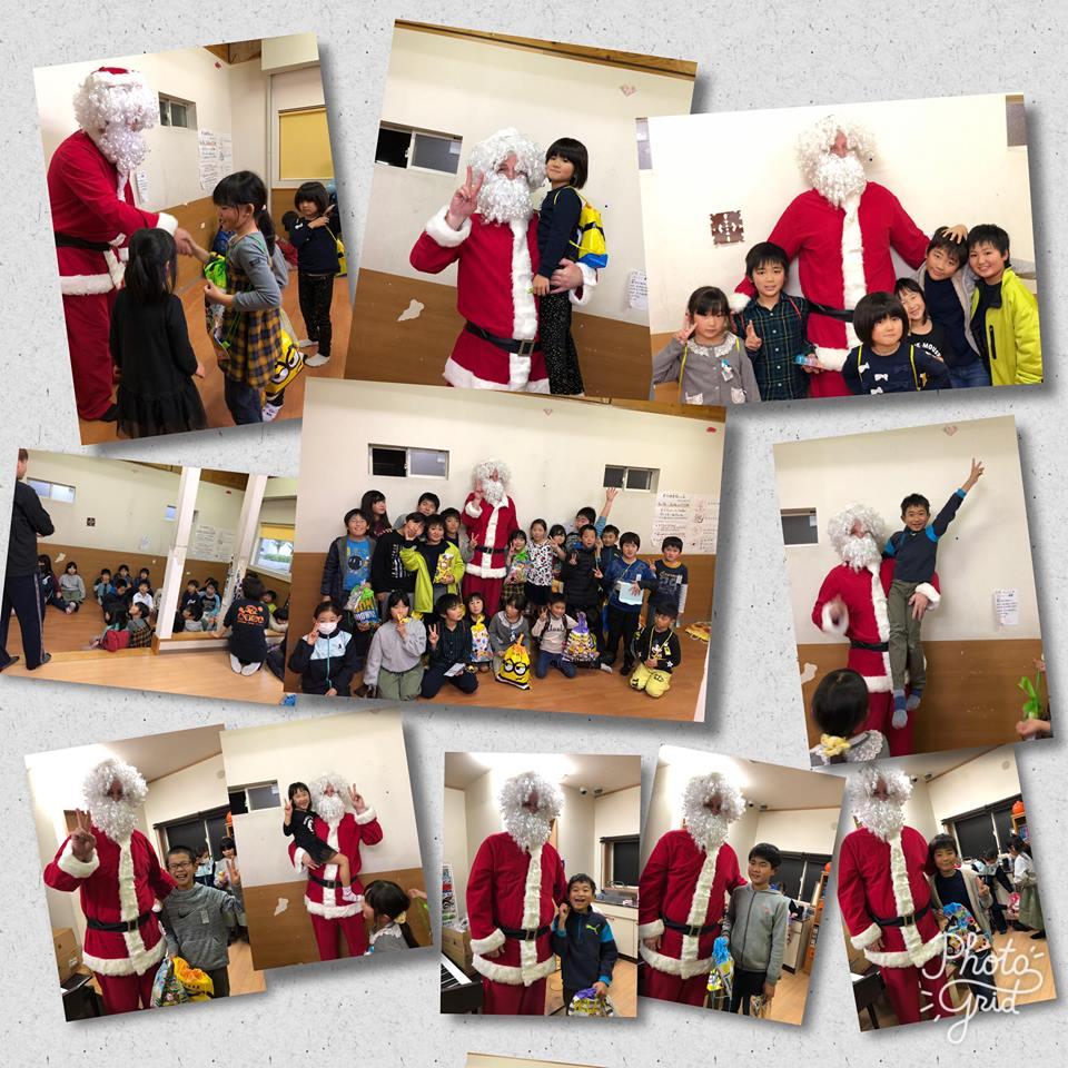12月21日 終業式&クリスマス会♪(あすらん)3