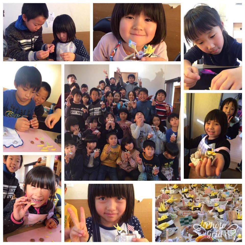 12月25日 食品サンプル作り♪(あすらん)1