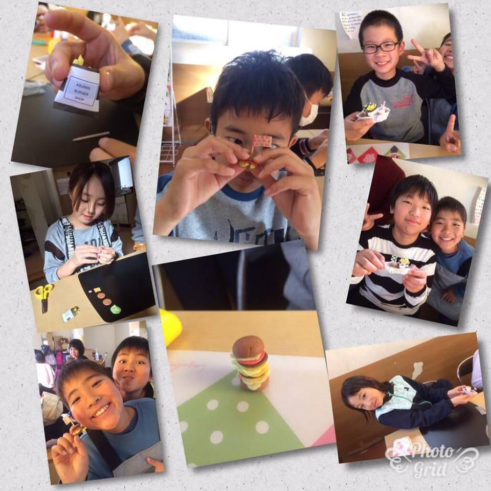12月25日 食品サンプル作り♪(あすらん)3