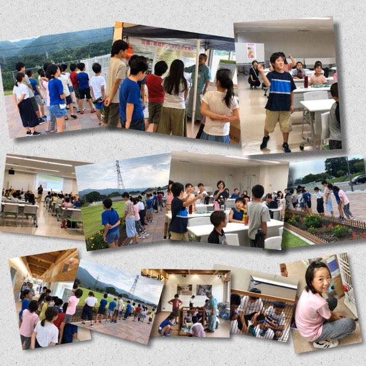 8月23日 動物愛護センター♪(あすらん)1