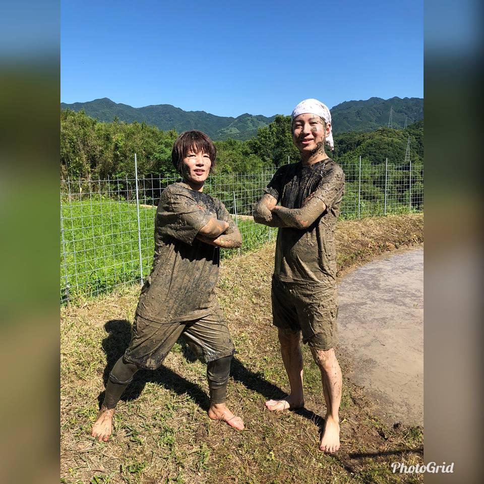 6月13日 田植え体験(あすらん)6