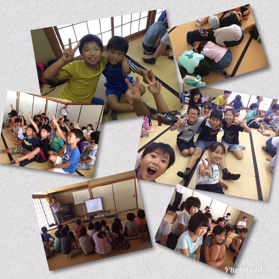 8月10日 地震について学ぼう!(あすらん)1
