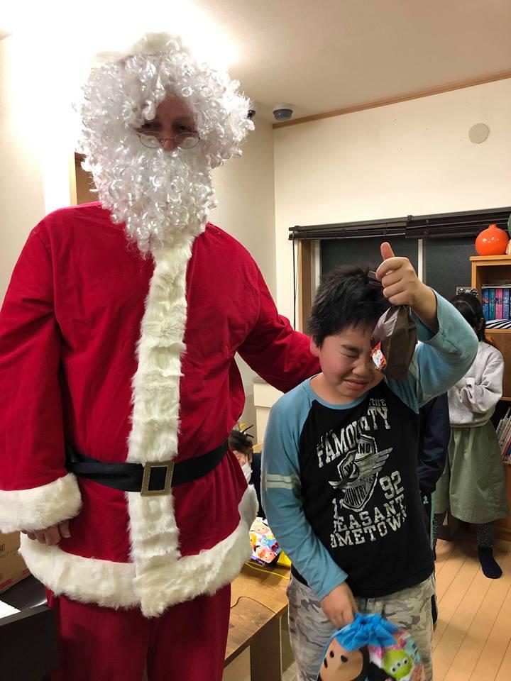 12月21日 終業式&クリスマス会♪(あすらん)2