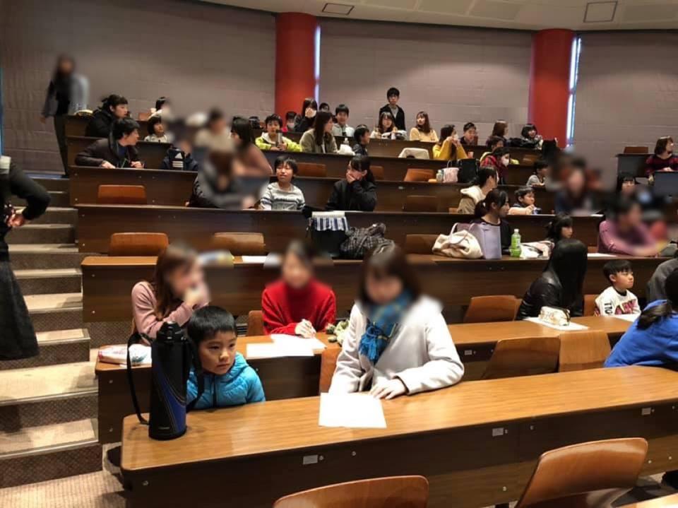 12月26日 大分県立芸術文化短期大学♪(あすらん)1)