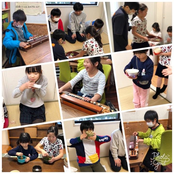 茶道・大正琴・ピアノ!(あすらん)1